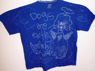 one of a kind dog lover gift tshirt